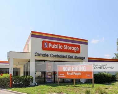 Storage Units for Rent available at 2905 South Orlando Drive, Sanford, FL 32773