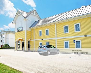 Storage Units for Rent available at 888 Palm Bay Road NE, Melbourne, FL 32905
