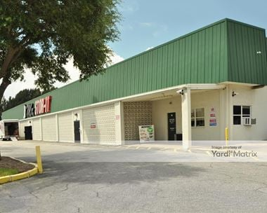 Storage Units for Rent available at 500 North Cocoa Blvd, Cocoa, FL 32922
