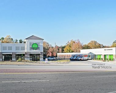 Storage Units for Rent available at 1240 Alpharetta Street, Roswell, GA 30075