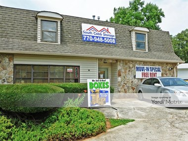 Storage Units for Rent available at 5152 Austell Road, Austell, GA 30106 Photo Gallery 1