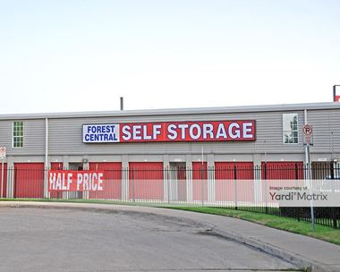 Image for Extra Space Storage - 11550 Forest Central Drive, TX