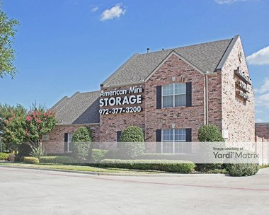 Image for American Mini Storage - 3900 McDermott Road, TX