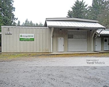 Storage Units for Rent available at 6544 Fletcher Bay Road, Bainbridge Island, WA 98110 Photo Gallery 1