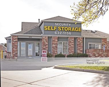 Image for Security Self Storage - 121 East Old Broadmoor Road, CO