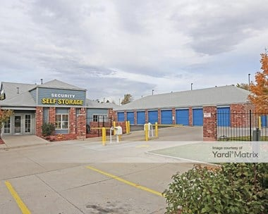 Image for Security Self Storage - 3760 East Pikes Peak, CO
