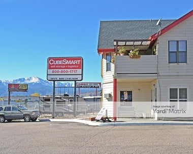 Storage Units for Rent available at 380 East Garden of the Gods Road, Colorado Springs, CO 80907 Photo Gallery 1
