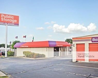 Image for Public Storage - 8525 North Lamar Blvd, TX