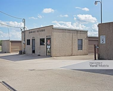 Image for Meadowcrest Self Storage - 6750 Meadow Crest, TX