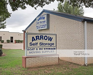 Image for Arrow Self Storage - 201 West Hurst Blvd, TX