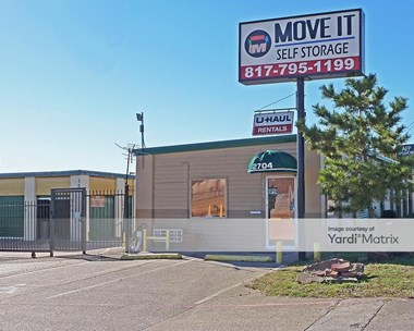 Image for Move It Self Storage - 2704 West Division Street, TX