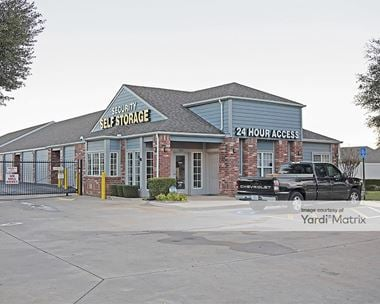 Image for Security Self Storage - 3030 Sycamore School Road, TX
