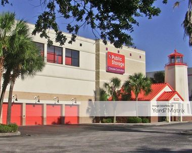 Storage Units for Rent available at 16217 North Dale Mabry Hwy, Tampa, FL 33618