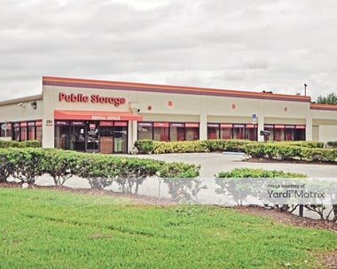 Image for Public Storage - 250 North Goldenrod Road, FL