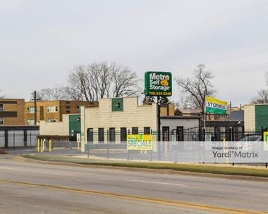Storage Units for Rent available at 60 East Lake Street, Northlake, IL 60164