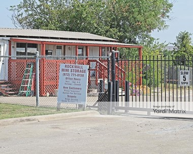 Storage Units for Rent available at 1760 I-30 Frontage Road, Rockwall, TX 75087 Photo Gallery 1
