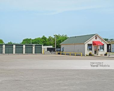 Storage Units for Rent available at 8123 Wesley Street, Greenville, TX 75402