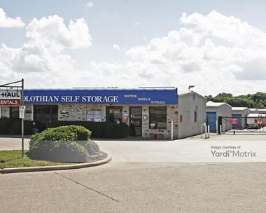 Storage Units for Rent available at 200 East Ridgeway Drive, Midlothian, TX 76065