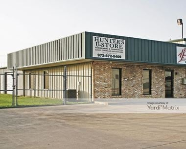 Storage Units for Rent available at 1390 Jack Mckay Blvd West, Ennis, TX 75119