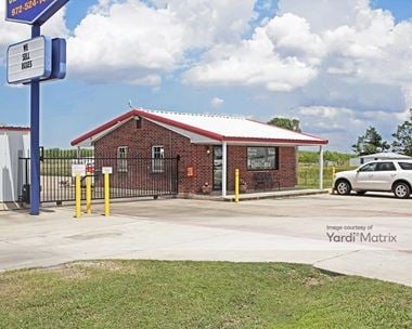 Storage Units for Rent available at 15504 Highway 205, Terrell, TX 75160