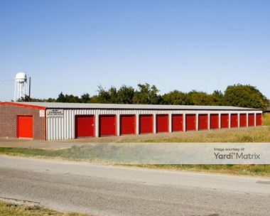Storage Units for Rent available at 201 South Old Rail Road, Kaufman, TX 75142