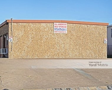 Image for All American Self Storage - 6526 Industrial Drive, TX