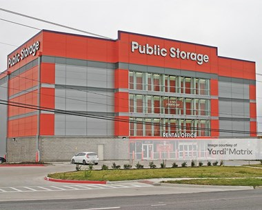 Image for Public Storage - 4740 Harry Hines Blvd, TX