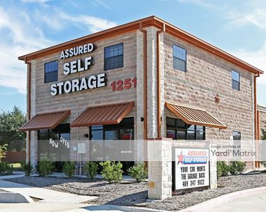 Storage Units for Rent available at 1251 West Exchange Pkwy, Allen, TX 75013
