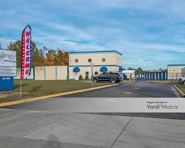 Image for Harbour View Self Storage - 3101 Bromay Street, VA