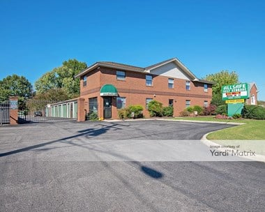 Image for Allsafe Self Storage - 4850 Haygood Road, VA