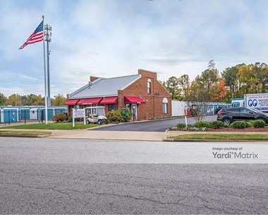 Storage Units for Rent available at 3709 Gateway Drive, Portsmouth, VA 23703 Photo Gallery 1