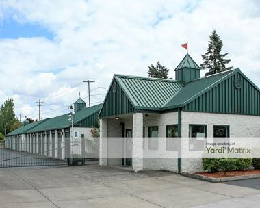 Storage Units for Rent available at 14229 SE Division Street, Portland, OR 97236