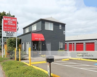 Storage Units for Rent available at 18375 SW Baseline Road, Beaverton, OR 97006 Photo Gallery 1
