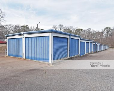 Storage Units for Rent available at 1216 Farm Road, Raleigh, NC 27603