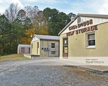 Image for Creedmoor Self Storage - 205 East Wilton Avenue, NC