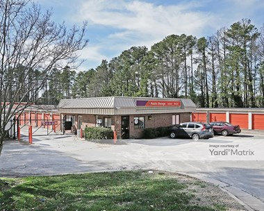 Storage Units for Rent available at 9907 Chapel Hill Road, Morrisville, NC 27560 Photo Gallery 1