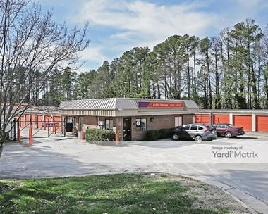 Storage Units for Rent available at 9907 Chapel Hill Road, Morrisville, NC 27560