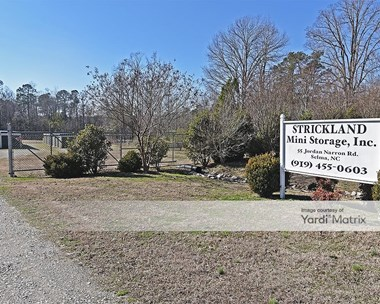 Storage Units for Rent available at 55 Jordan Narron Road, Selma, NC 27576 Photo Gallery 1
