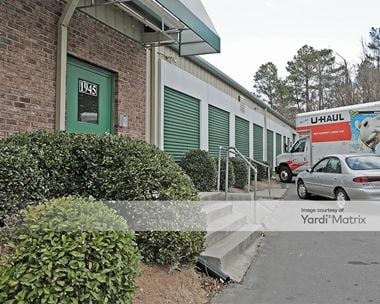 Storage Units for Rent available at 1945 East Cornwallis Road, Durham, NC 27713