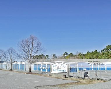 Storage Units for Rent available at 1407 East 11th Street, Siler City, NC 27344