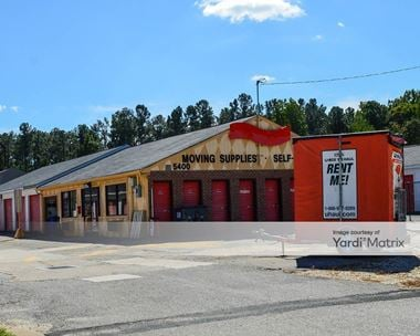Storage Units for Rent available at 5400 Oaklawn Blvd, Prince George, VA 23875 Photo Gallery 1
