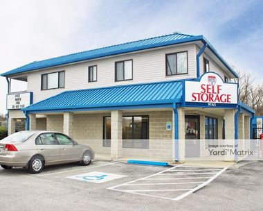 Storage Units for Rent available at 9165 Washington Blvd, Laurel, MD 20723