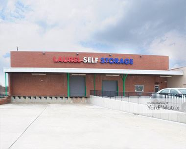 Storage Units for Rent available at 9735 Washington Blvd North, Laurel, MD 20723