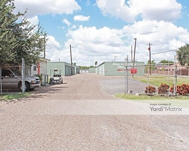 Image for Stor - Galore Self Storage - 3129 North McColl Road, TX