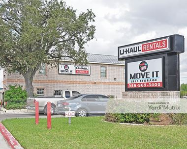 Storage Units for Rent available at 417 East 18th Street, Weslaco, TX 78596
