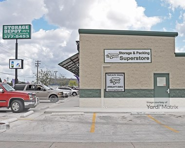 Image for Move It Self Storage - 1513 East BUS Highway 83, TX