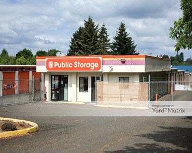 Image for Public Storage - 13515 NE Prescott Court, OR