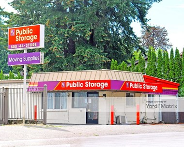 Image for Public Storage - 8928 NE Halsey Street, OR