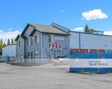 Storage Units for Rent available at 7523 NE Highway 99, Vancouver, WA 98665 Photo Gallery 1