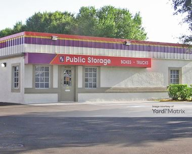 Storage Units for Rent available at 1155 Providence Road, Brandon, FL 33511
